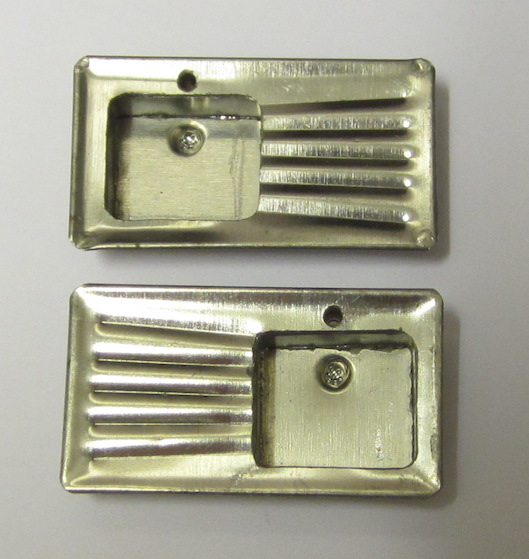 *SALE* 1:24 kits - inset sink, hand made