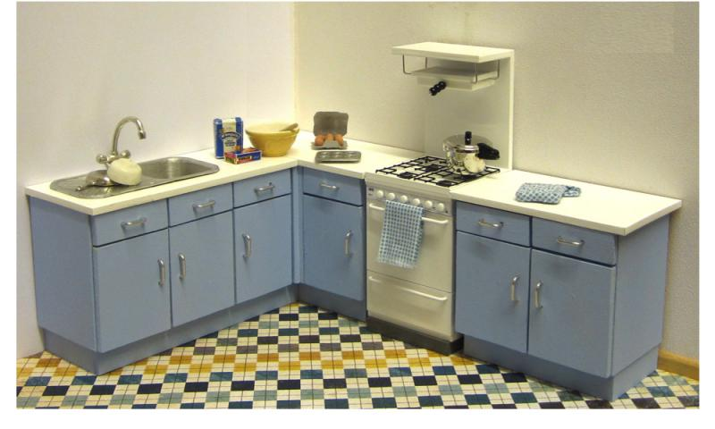 1950s/60s KITCHEN