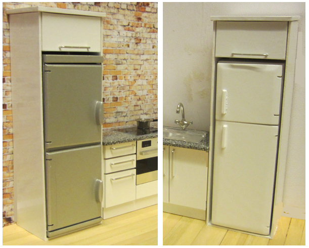 EAZY ADD-ON FRIDGE AND HOUSING