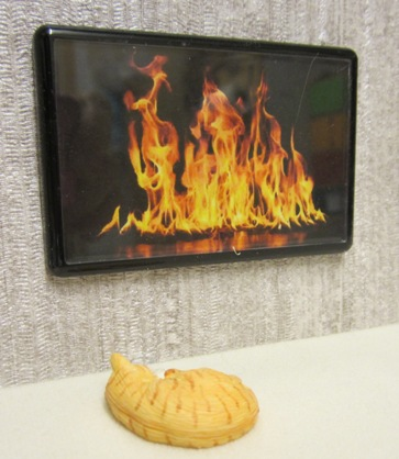 *SALE* ELF wall fire
