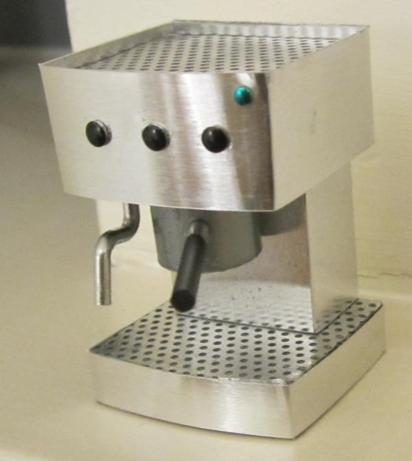 *SALE - FAULTY* Playscale (1:6) Espresso maker