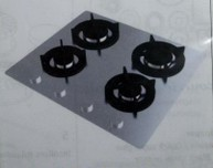 Steel hob kit