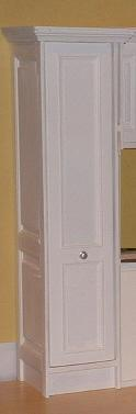 1:6 kit larder unit, panelled door