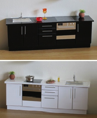 PLAYSCALE COMPACT KITCHEN
