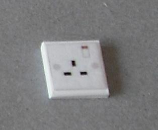Single wall socket