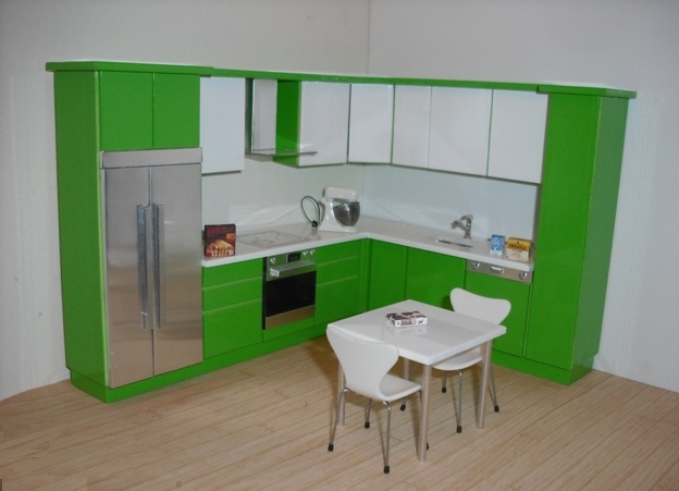 1:16 ELF Kitchen - choice of finish