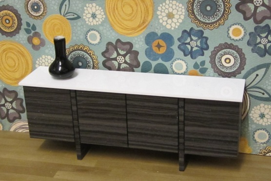 *LAST FEW* Bridge sideboard in ebony