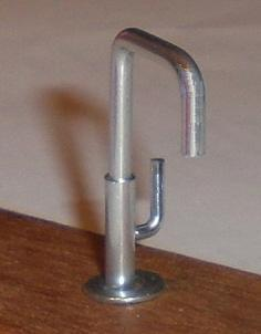 Modern base-mounted tap/faucet