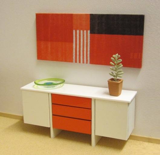 Bridge sideboard with drawers - choice of finish