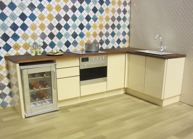 COMPACT EXTRA  KITCHEN (SEE DETAILS)