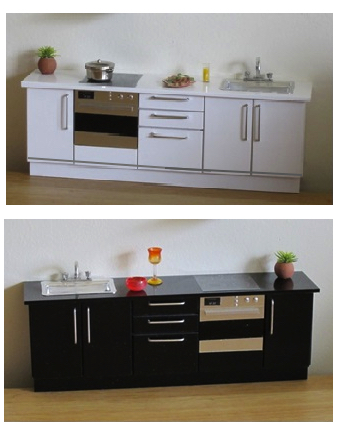 COMPACT KITCHEN  (OPENING)