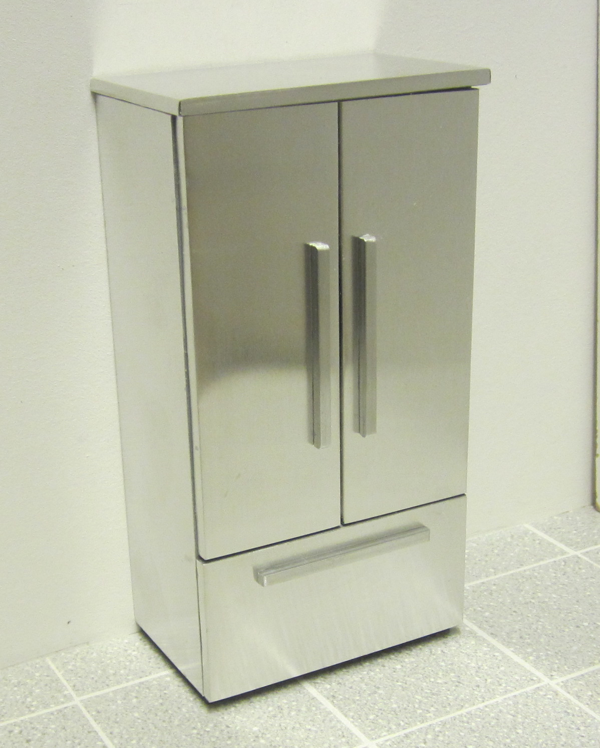 ELF Dummy American fridge - readybuilt