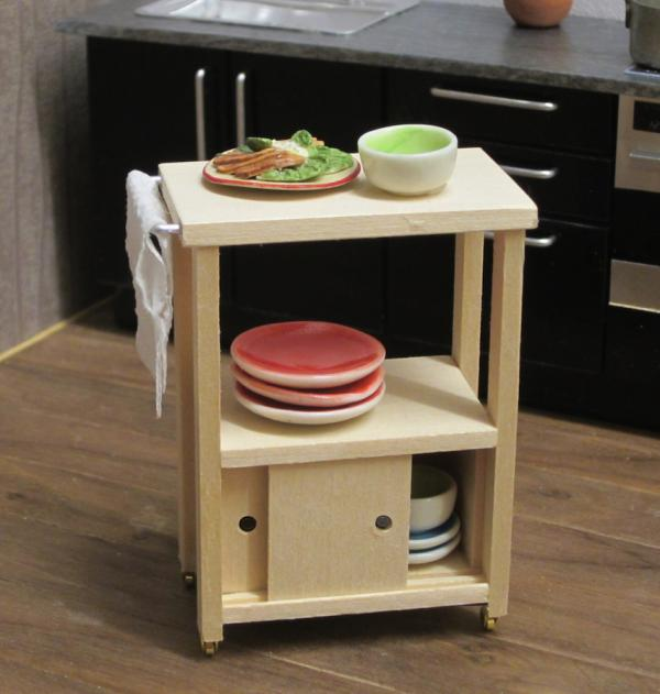 ELF KITCHEN TROLLEY/CART KIT