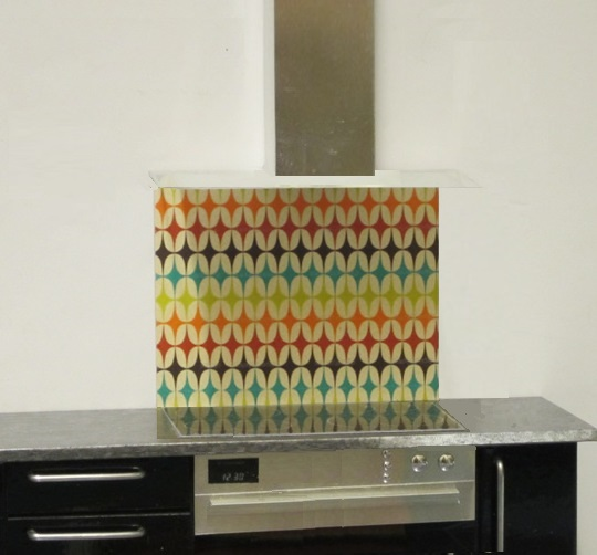 ELF Splashback - choice of design