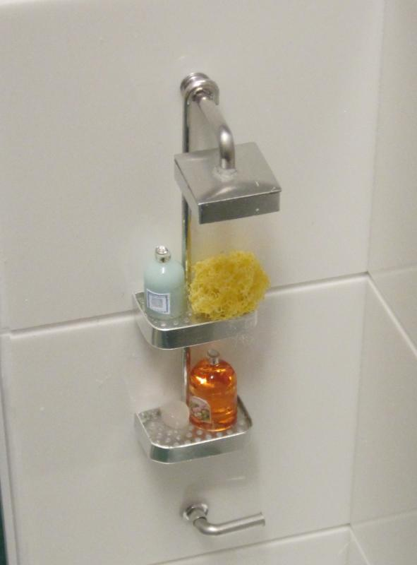 ELF Shower caddy