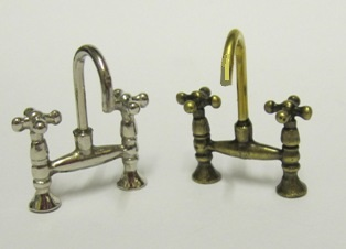 Traditional mixer tap
