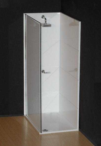 ELF Large Walk-in shower